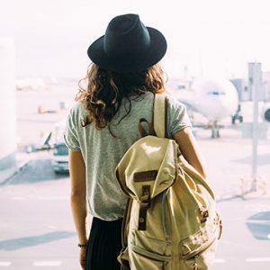 Pego uma mochila e vou embora. Na hora vejo no que dá!